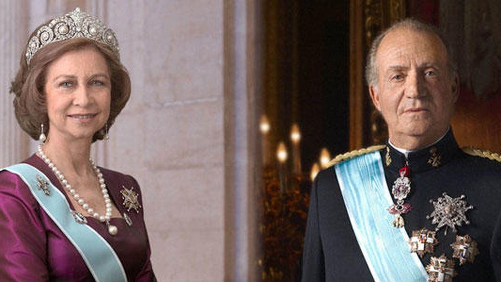 Foto: El Rey Juan Carlos y la Reina Sofía (Casa Real)