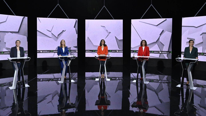 Imagen del 'Debate 7N: la última oportunidad'. (Atresmedia)