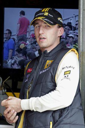 Ferrari está pendiente de la evolución de Kubica y podría barajarle como opción para 2013