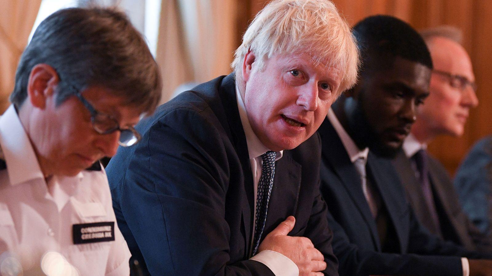 Foto: El nuevo primer ministro británico, Boris Johnson. (Reuters)