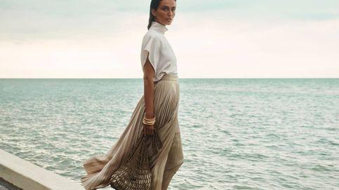 Massimo Dutti tiene la falda perfecta para empezar a soñar con el verano
