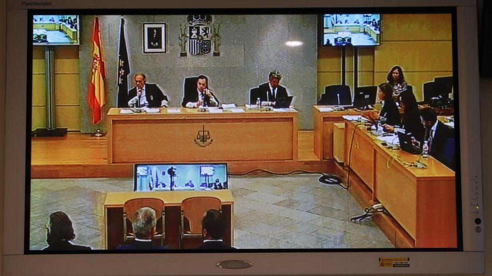 Foto: La fiscal expone su informe final. (EFE)