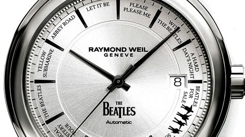 Maestro Beatles, de Raymond Weil