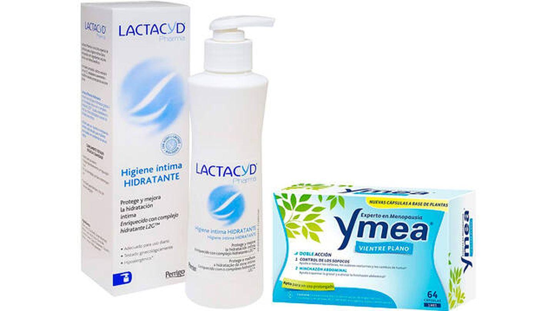 Pack Ymea vientre plano   tratamiento de la menopausia
