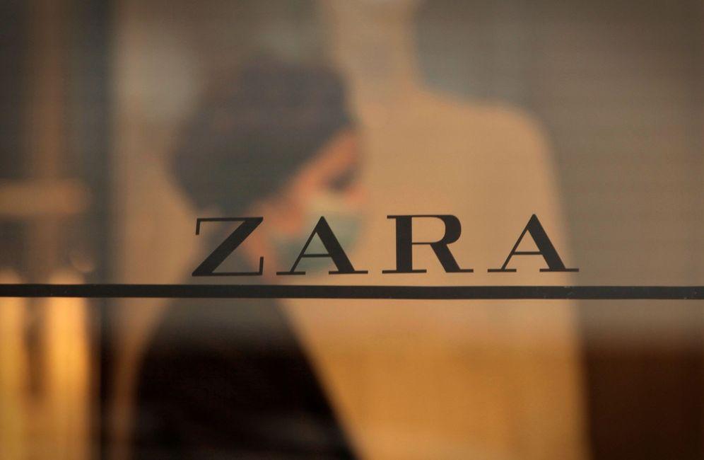 Foto: Fachada de una tienda de Zara en A Coruña. (EFE)