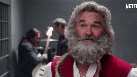 Descubre a Kurt Russell como Papá Noel en 'Crónicas de Navidad' (Netflix)