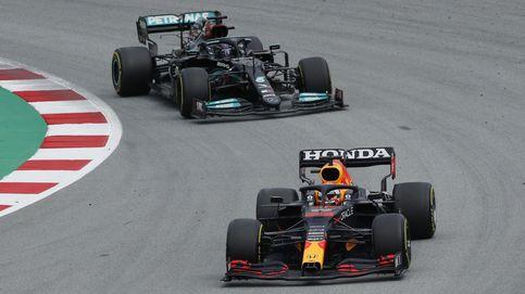 Hamilton domina a Red Bull con mano de hierro: Sainz es séptimo y Alonso paga el pato