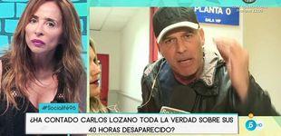 Post de Carlos Lozano y Patiño protagonizan un fuerte encontronazo en 'Socialité'