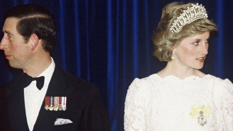 Lady Di y Carlos de Inglaterra. (Anwar Hussein / Wireimage)