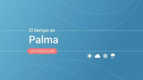 Previsión meteorológica en Palma: alerta amarilla por lluvias, tormentas y fenómenos costeros