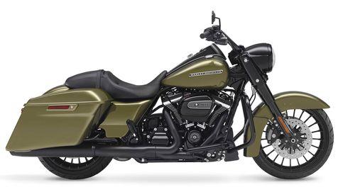 Road King Special, la reina de las motos