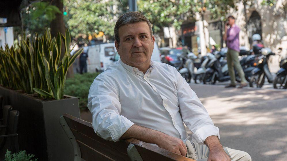 Foto: Alfons López Tena, notario y ex diputado en el Parlament. (D.B.)