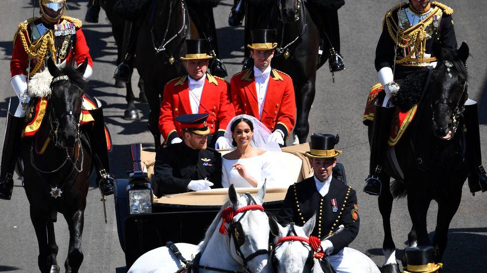 Todas las imágenes de la boda del príncipe Harry y Meghan Markle