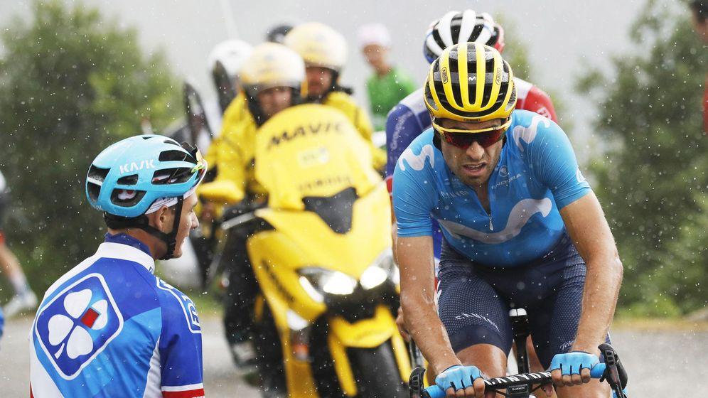 Foto: Mikel Landa acabó sexto en el reciente Tour de Francia. (EFE)