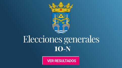 Resultados de las elecciones generales 2019 en San Fernando