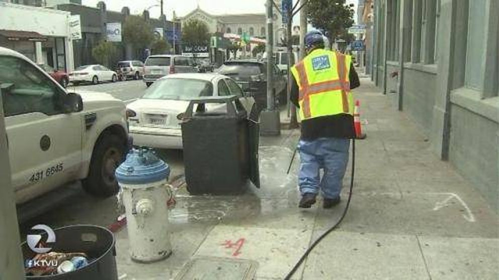 San Francisco pone en marcha la patrulla de la caca: paga 160.000€ al año