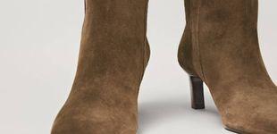 Post de Massimo Dutti se adelanta y lanza los primeros botines del otoño