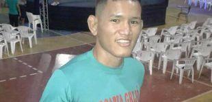Post de Muere Fernandes, luchador de MMA, tras recibir golpes en la cabeza y por sobredosis