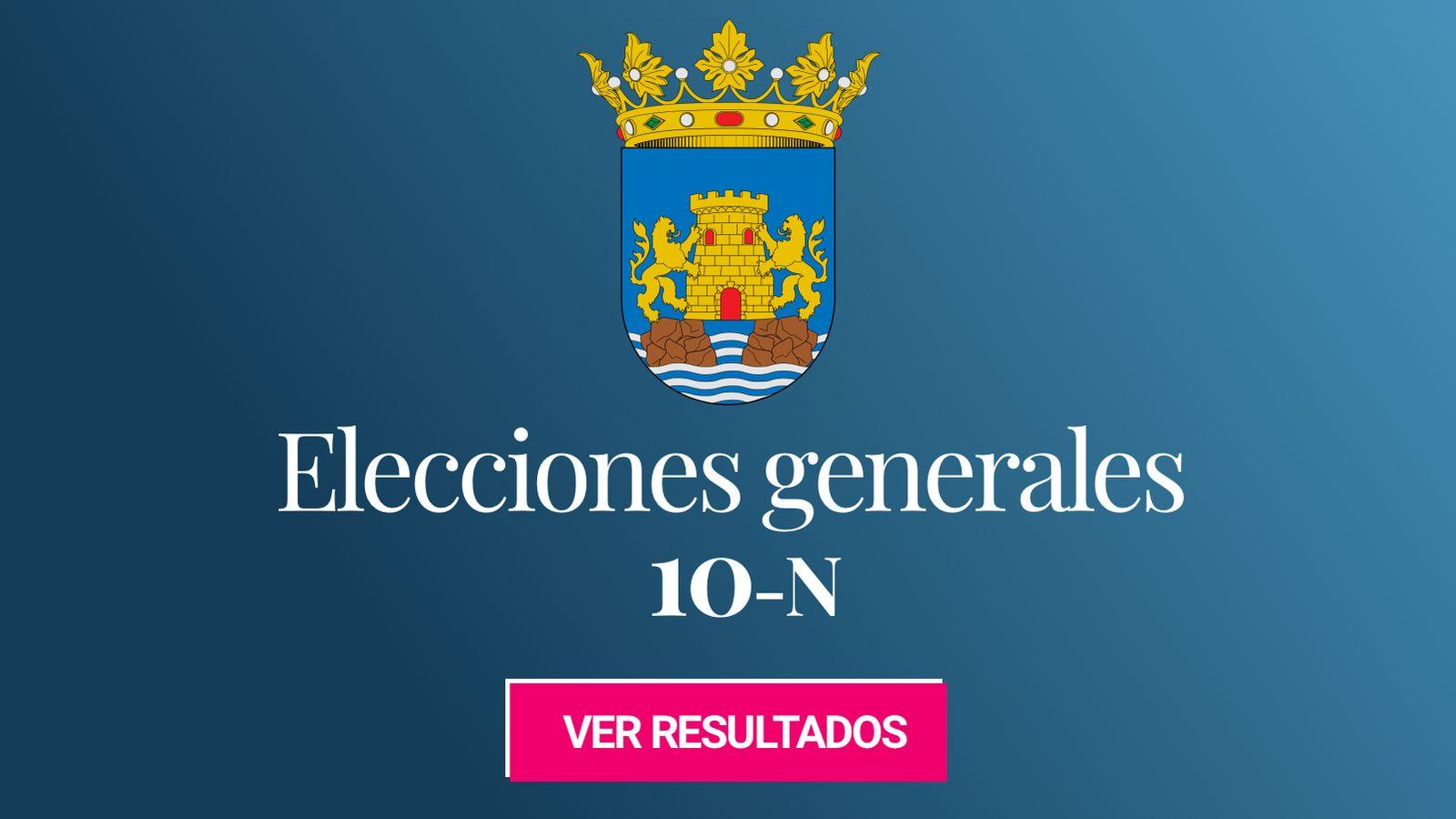 Foto: Elecciones generales 2019 en Chiclana de la Frontera. (C.C./EC)