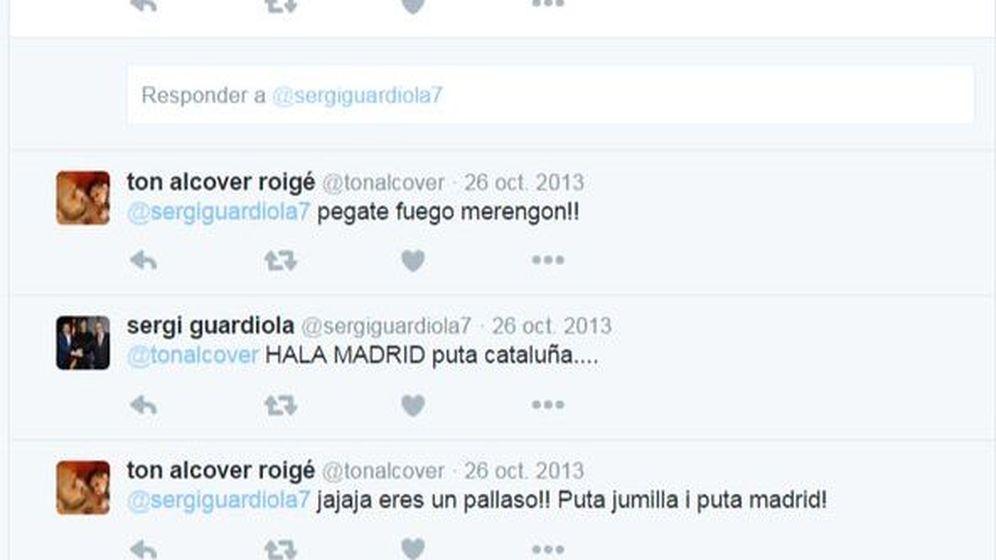 Foto: Captura del Twitter de Sergi Guardiola (@FCB_datos).