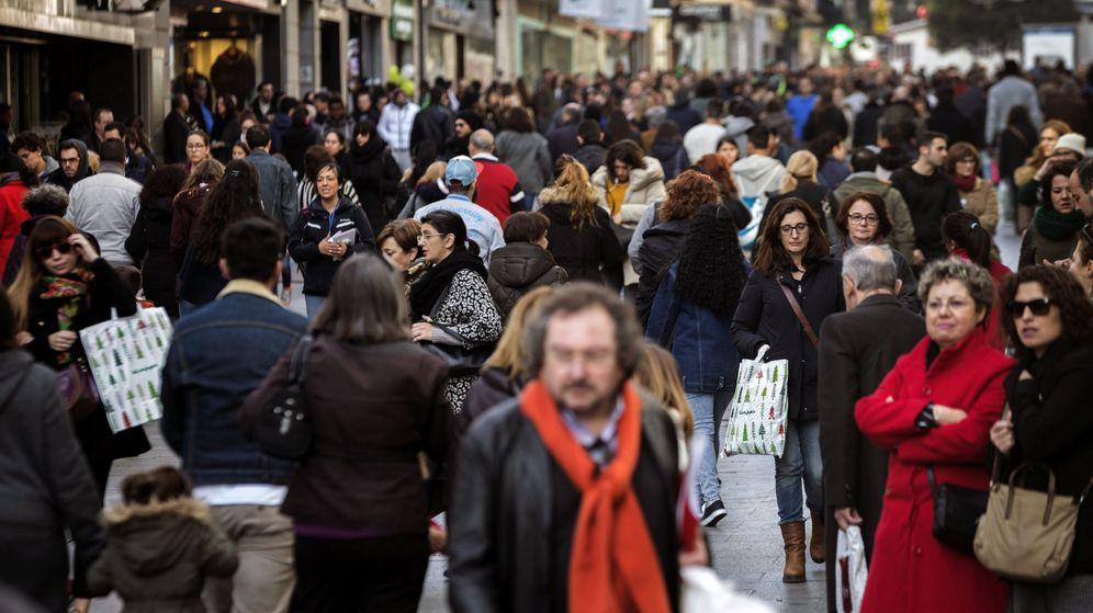 Foto: Calles del centro de Madrid. (EFE)