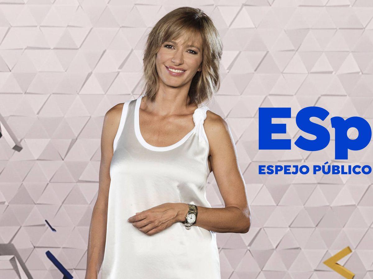 Foto: Susanna Griso, en 'Espejo Público'. (Atresmedia)