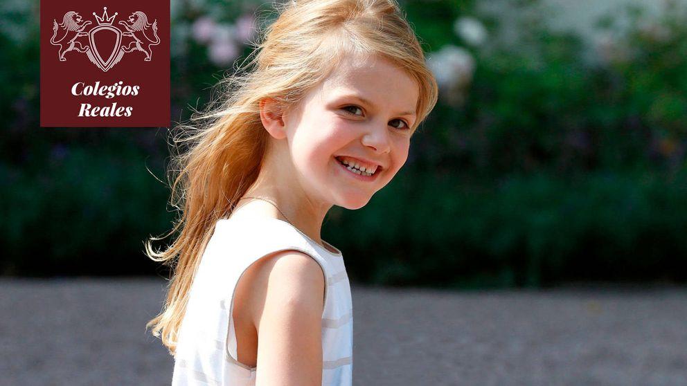 Otro royal ejemplarizante: el colegio de Estelle (heredera de Suecia), gratuito