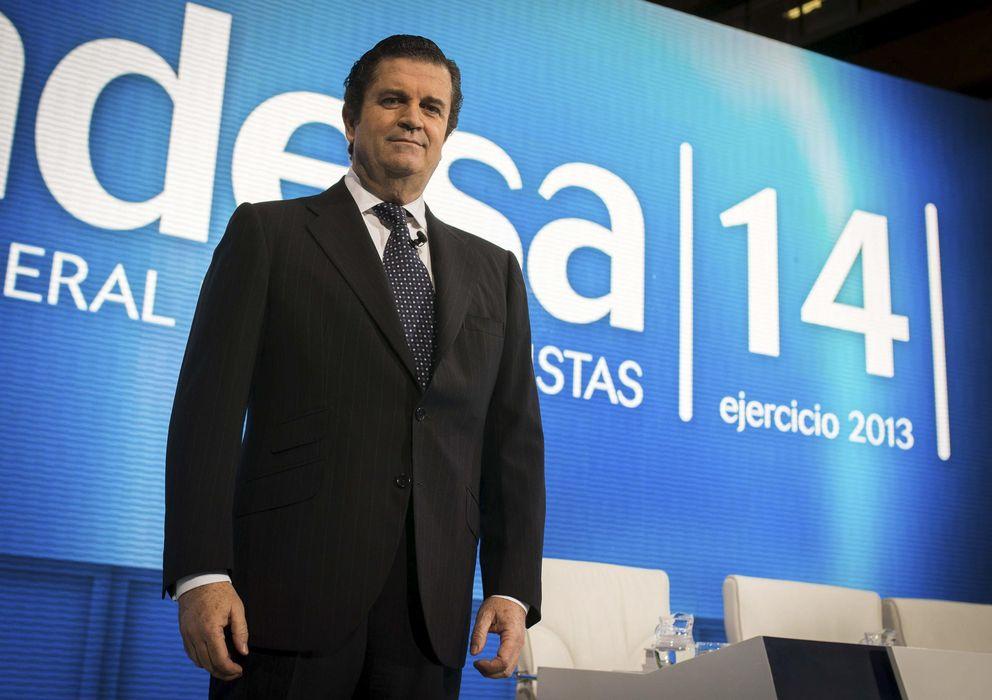Foto: Fotografía facilitada por Endesa de su presidente, Borja Prado. (EFE)
