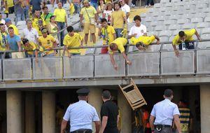 El rastreo de la red 'protege' a los 'asaltantes' de Las Palmas