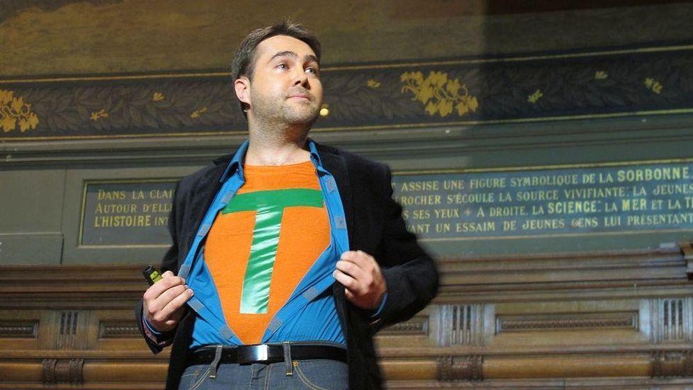 Foto: Frederic Mazzella, fundador y consejero delegado de Blablacar. (Foto: PROPhOtOnQuAnTiQuE, Flickr - Creative Commons)