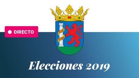 Resultado de las elecciones generales: el PSOE, primera fuerza en Badajoz