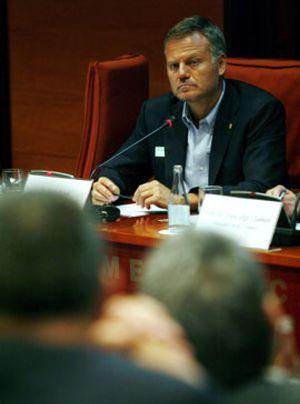 Los informes confirman que Jaume Camps (CiU) recibía comisiones del Palau