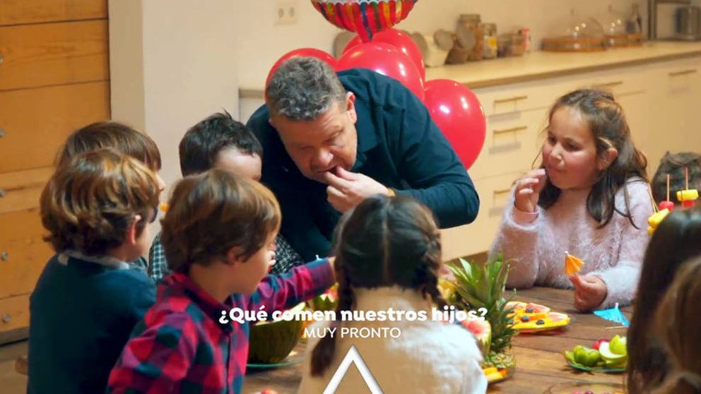 '¿Qué comen nuestros hijos?', el séptimo especial de Chicote para Antena 3