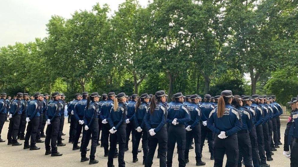 Foto: Policía Municipal de Madrid (Europa Press)