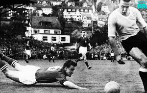 Suiza '54: el Mundial de Walter