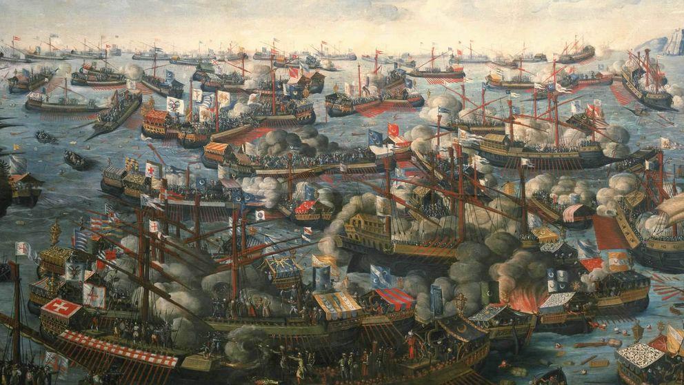 Lepanto: así fue el enfrentamiento naval más sangriento de la historia