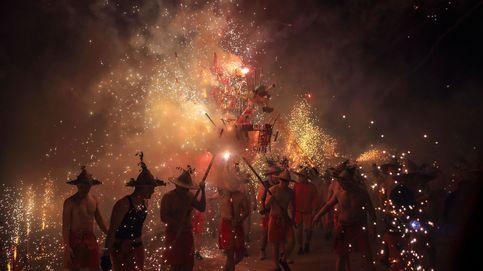 Fuegos artificiales de más de 600 años de antigüedad