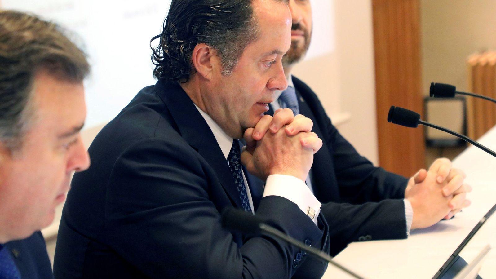 Foto: Juan Carlos Escotet, presidente de Abanca. (EFE)