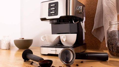¿Adictos al café en casa? Estas son las mejores cafeteras con el mejor precio en Amazon