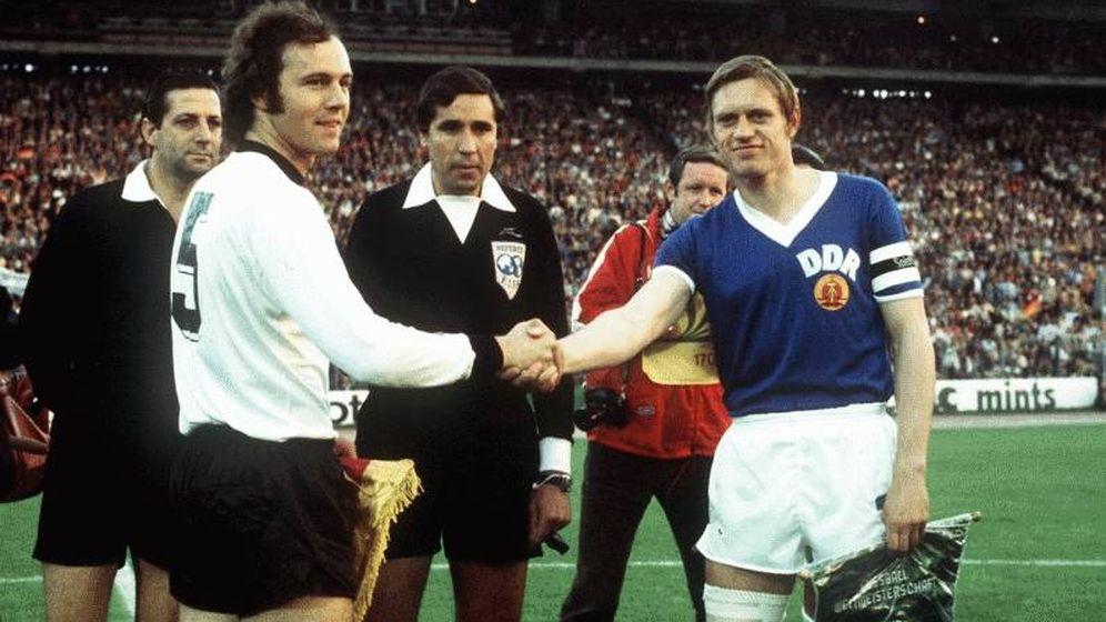 Foto: Las dos alemanias se enfrentaron en el Mundial de 1974. (Reuters)