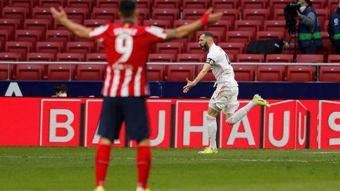 El Atleti pasa al ataque contra el Madrid y los árbitros de cara al tramo final de temporada