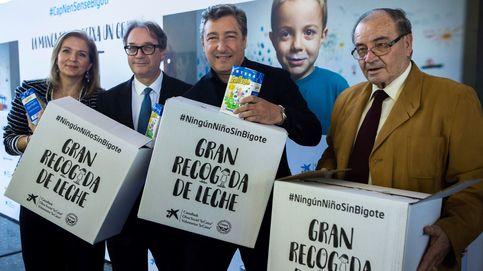 La filantropía en España, liderada por la Fundación La Caixa, está en la élite mundial