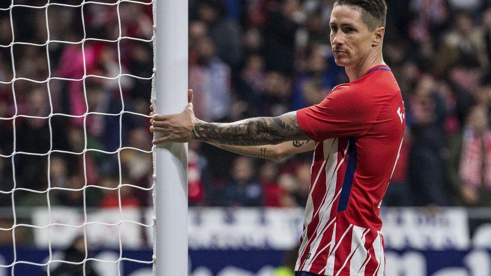 Foto: Torres no marca desde la última jornada de la pasada liga. (EFE)