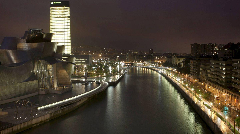 Foto de archivo de la Torre de Iberdrola, en Bilbao. (EFE)