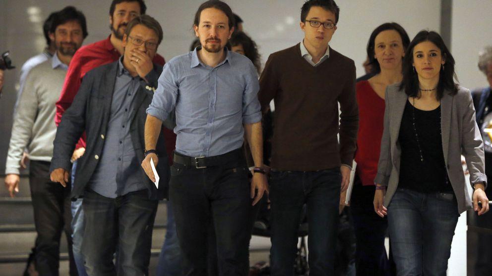Lo peor de lo peor con Podemos bilaketarekin bat datozen irudiak