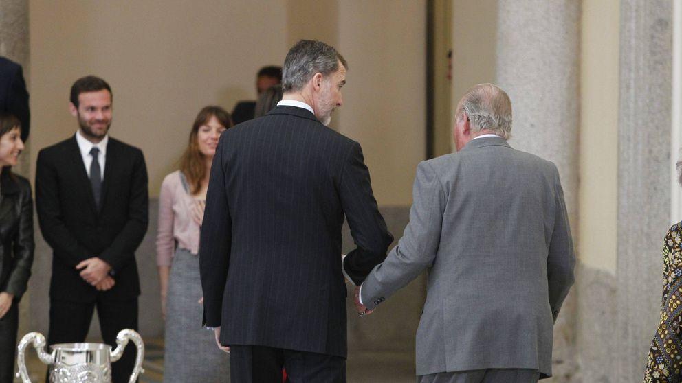 El extraño regalo a Felipe VI: la empresa que le dio 240.000€ en 2004 perdió 322.000