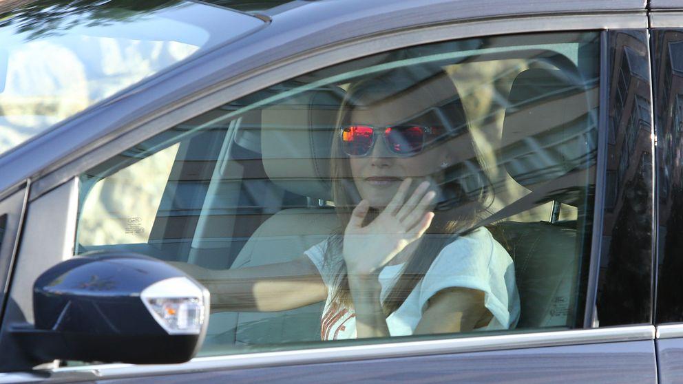 Las 8 claves del estilo de la Reina Letizia en Palma de Mallorca