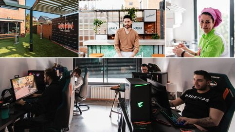 La mansión de los 'gamers': entrenadores, cocineras y fichajes millonarios