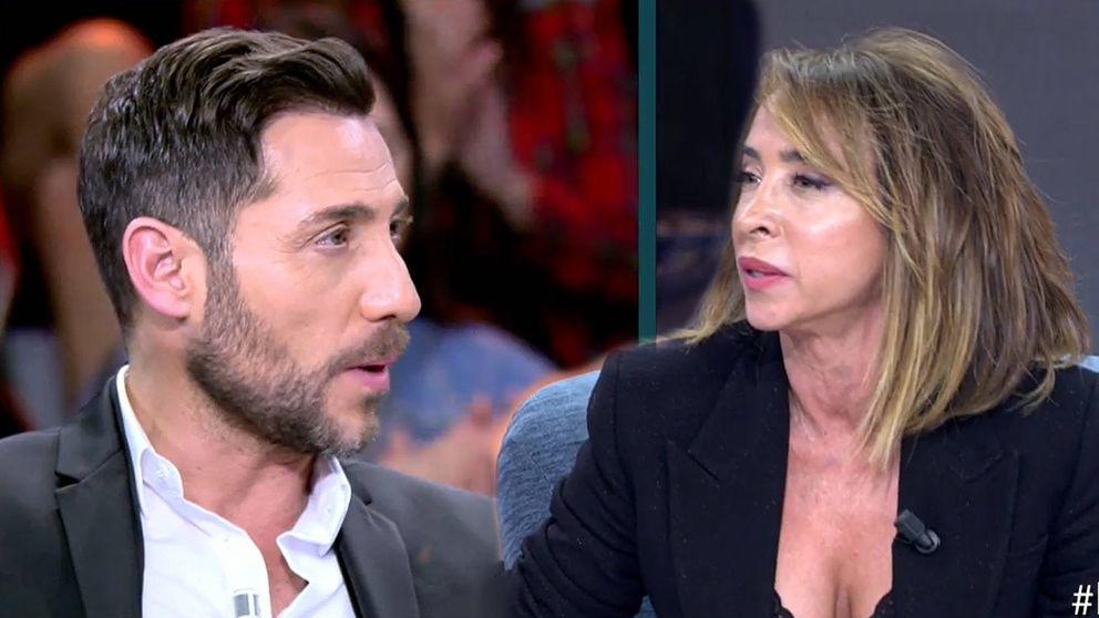 'Deluxe'   Patiño reprende a Antonio David Flores: ¡No me des indicaciones!