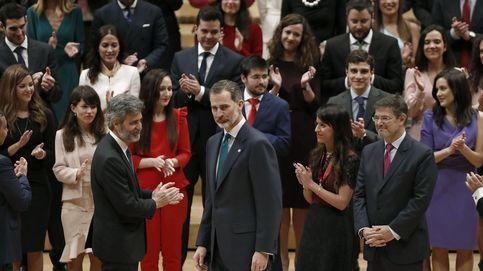 Vídeo | Sigue en directo el acto de entrega de despachos a los nuevos jueces en Barcelona